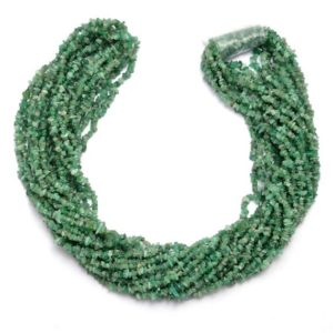 Shop Emerald Chip & Nugget Beads! Natural Green Emerald Gemstone 4mm Uncut Chips Beads | 34inch Strand | Emerald Precious Gemstone Smooth Nuggets | Jewelry Making Supplies | Natural genuine chip Emerald beads for beading and jewelry making.  #jewelry #beads #beadedjewelry #diyjewelry #jewelrymaking #beadstore #beading #affiliate #ad