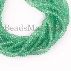 Shop Emerald Rondelle Beads! Natural Colombian Emerald Beads, Emerald Rondelle Beads, Emerald Smooth Beads,Colombian Emerald Beads,Colombian Emerald Plain Rondelle Beads | Natural genuine rondelle Emerald beads for beading and jewelry making.  #jewelry #beads #beadedjewelry #diyjewelry #jewelrymaking #beadstore #beading #affiliate #ad