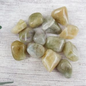 Shop Green Amethyst Stones & Crystals! Prasiolite Tumbled Stones, Reiki Infused Wire Wrapping Self Care Healing Crystals | Natural genuine stones & crystals in various shapes & sizes. Buy raw cut, tumbled, or polished gemstones for making jewelry or crystal healing energy vibration raising reiki stones. #crystals #gemstones #crystalhealing #crystalsandgemstones #energyhealing #affiliate #ad