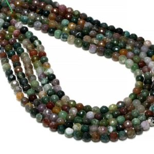 """Shop Jasper Faceted Beads! Amazing jasper beads,fancy jasper stone beads,diy beads for sale,wholesale beads,semiprecious beads,faceted round beads – 16"""" Full Strand 