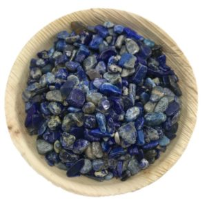 Shop Tumbled Lapis Lazuli Crystals & Pocket Stones! 25g Lapis Lazuli, Tumbled Lapis, Lapis Lazuli Chips | Natural genuine stones & crystals in various shapes & sizes. Buy raw cut, tumbled, or polished gemstones for making jewelry or crystal healing energy vibration raising reiki stones. #crystals #gemstones #crystalhealing #crystalsandgemstones #energyhealing #affiliate #ad