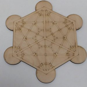 Large Crystal Grid Plate Merkaba Metatron's Cube Sacred Geometry Healing Spiritual Reiki Metaphysical   Shop jewelry making and beading supplies, tools & findings for DIY jewelry making and crafts. #jewelrymaking #diyjewelry #jewelrycrafts #jewelrysupplies #beading #affiliate #ad