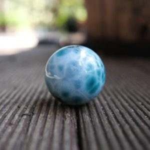 Shop Larimar Shapes! Larimar Sphere | Genuine Pectolite | Dolphin Stone Crystal Sphere (8) | Natural genuine stones & crystals in various shapes & sizes. Buy raw cut, tumbled, or polished gemstones for making jewelry or crystal healing energy vibration raising reiki stones. #crystals #gemstones #crystalhealing #crystalsandgemstones #energyhealing #affiliate #ad