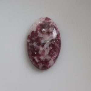 Shop Lepidolite Cabochons! Natural Pink Lepidolite Cabochon Semiprecious Loose Gemstone For Jewelry Making Gemstones Handmade Dimensions-34x21x6mm Wt-6.5gm… | Natural genuine stones & crystals in various shapes & sizes. Buy raw cut, tumbled, or polished gemstones for making jewelry or crystal healing energy vibration raising reiki stones. #crystals #gemstones #crystalhealing #crystalsandgemstones #energyhealing #affiliate #ad