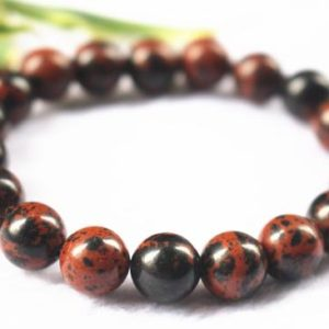 Natura Mahogany Obsidian beads Bracelet 6mm 8mm 10mm 12mm Mahogany Obsidian Bracelet Obsidian beads Bracelet wholesale,Jewelry Bracelets | Natural genuine Gemstone jewelry. Buy crystal jewelry, handmade handcrafted artisan jewelry for women.  Unique handmade gift ideas. #jewelry #beadedjewelry #beadedjewelry #gift #shopping #handmadejewelry #fashion #style #product #jewelry #affiliate #ad