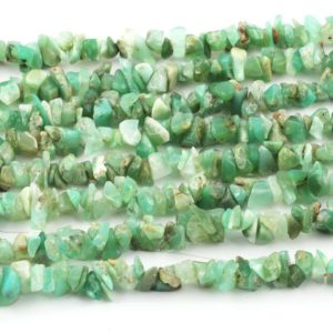 Shop Chrysoprase Chip & Nugget Beads! Natural Chrysoprase Uncut Chips Beads, Chrysoprase Gemstone Raw Uncut chips-nuggets beads strand 34 inches, Jewelry making beads supplies | Natural genuine chip Chrysoprase beads for beading and jewelry making.  #jewelry #beads #beadedjewelry #diyjewelry #jewelrymaking #beadstore #beading #affiliate #ad