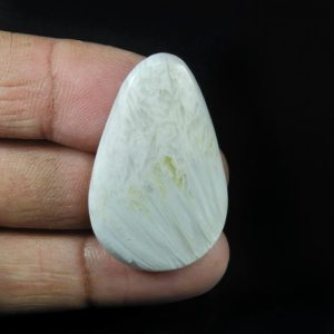 Shop Scolecite Cabochons! Natural Scolecite Gemstone, Scolecite Cabochon, Loose Scolecite Gemstone, Semi Precious Scolecite Loose Gemstnoe for Jewelry 30 Cts. MI17-07   Natural genuine stones & crystals in various shapes & sizes. Buy raw cut, tumbled, or polished gemstones for making jewelry or crystal healing energy vibration raising reiki stones. #crystals #gemstones #crystalhealing #crystalsandgemstones #energyhealing #affiliate #ad