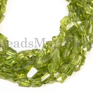 Shop Peridot Chip & Nugget Beads! Good Quality Faceted Peridot Nugget Shape Gemstone Beads, Faceted Peridot Beads, Peridot Nugget Shape Beads, Peridot Beads, Peridot | Natural genuine chip Peridot beads for beading and jewelry making.  #jewelry #beads #beadedjewelry #diyjewelry #jewelrymaking #beadstore #beading #affiliate #ad