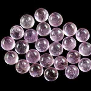 Pink Sapphire Round Cabochon Pink Sapphire Cabochon Sapphire Cabochon Wholesale Sapphire Cabochon 5 MM 25 Pcs Lot (RGP01-09) | Natural genuine stones & crystals in various shapes & sizes. Buy raw cut, tumbled, or polished gemstones for making jewelry or crystal healing energy vibration raising reiki stones. #crystals #gemstones #crystalhealing #crystalsandgemstones #energyhealing #affiliate #ad