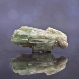 """Shop Raw & Rough Pink Tourmaline Stones! Green Pink Tourmaline Cluster from Brazil 