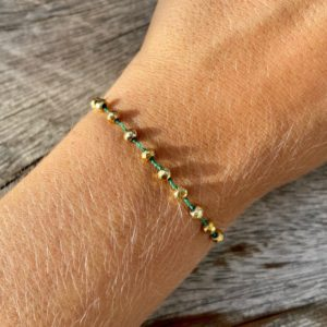 Shop Pyrite Bracelets! Gold Plated Pyrite Bracelet, Beaded Bracelet, Tassel Bracelet, Summer Bracelet | Natural genuine Pyrite bracelets. Buy crystal jewelry, handmade handcrafted artisan jewelry for women.  Unique handmade gift ideas. #jewelry #beadedbracelets #beadedjewelry #gift #shopping #handmadejewelry #fashion #style #product #bracelets #affiliate #ad