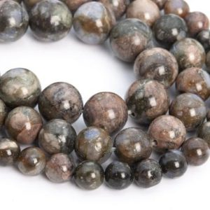 Shop Rainforest Jasper Beads! Genuine Natural Llanite Rhyolite Loose Beads Round Shape 6mm 8mm 10mm | Natural genuine round Rainforest Jasper beads for beading and jewelry making.  #jewelry #beads #beadedjewelry #diyjewelry #jewelrymaking #beadstore #beading #affiliate #ad