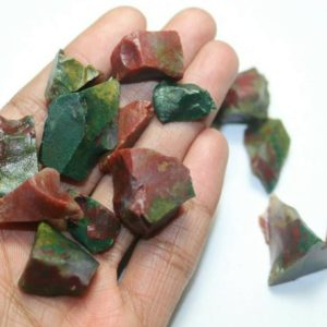 Shop Raw & Rough Bloodstone Stones! Raw Bloodstone Pieces, Rough Bloodstone Specimen, Top Raw Bloodstone Crystals, Large Bloodstone Crystal Pieces, Genuine Raw Bloodstone Druzy | Natural genuine stones & crystals in various shapes & sizes. Buy raw cut, tumbled, or polished gemstones for making jewelry or crystal healing energy vibration raising reiki stones. #crystals #gemstones #crystalhealing #crystalsandgemstones #energyhealing #affiliate #ad