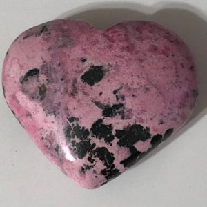 Shop Rhodochrosite Shapes! Rhodochrosite large beautiful Gemstone Heart,60mm, Spiritual Stone, Healing Stone, Healing Crystal, Chakra | Natural genuine stones & crystals in various shapes & sizes. Buy raw cut, tumbled, or polished gemstones for making jewelry or crystal healing energy vibration raising reiki stones. #crystals #gemstones #crystalhealing #crystalsandgemstones #energyhealing #affiliate #ad
