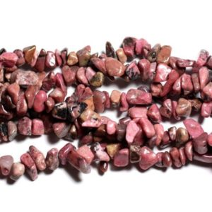 Shop Rhodonite Chip & Nugget Beads! 130pc-stone Rhodonite Chips 4-10mm 4558550002686 seed beads   Natural genuine chip Rhodonite beads for beading and jewelry making.  #jewelry #beads #beadedjewelry #diyjewelry #jewelrymaking #beadstore #beading #affiliate #ad