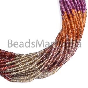 Shop Sapphire Rondelle Beads! Tundra Sapphire Plain Rondelle Shape Beads, Sapphire Plain Beads, Tundra Sapphire Beads, Tundra Sapphire Rondelle Beads, Natural Beads | Natural genuine rondelle Sapphire beads for beading and jewelry making.  #jewelry #beads #beadedjewelry #diyjewelry #jewelrymaking #beadstore #beading #affiliate #ad
