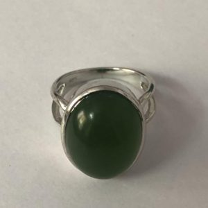 Shop Serpentine Rings! Serpentine ring, Birthstone ring,Promise ring , Cab gemstone ring,custom ring, Green ring, Beautiful ring | Natural genuine Serpentine rings, simple unique handcrafted gemstone rings. #rings #jewelry #shopping #gift #handmade #fashion #style #affiliate #ad