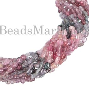 Shop Spinel Bead Shapes! New Arrival Burma Multi Spinel Smooth Oval Shape Beads, Multi Spinel Oval Beads, Burma Multi Spinel Plain Oval Beads, Multi Spinel Beads | Natural genuine other-shape Spinel beads for beading and jewelry making.  #jewelry #beads #beadedjewelry #diyjewelry #jewelrymaking #beadstore #beading #affiliate #ad