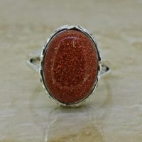 Sunstone Silver Ring, 925 Sterling Silver Ring With Sunstone, Orange Gemstone Ring,  Wedding Rings, Promise Ring, Engagement Ring | Natural genuine Gemstone jewelry. Buy handcrafted artisan wedding jewelry.  Unique handmade bridal jewelry gift ideas. #jewelry #beadedjewelry #gift #crystaljewelry #shopping #handmadejewelry #wedding #bridal #jewelry #affiliate #ad