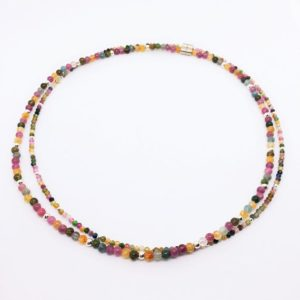 Shop Tourmaline Necklaces! Dainty Tourmaline Necklace, collar necklace choker, Turmalin Halskette, October Birthstone Jewelry, 8th Anniversary, Unique valentines gift | Natural genuine Tourmaline necklaces. Buy crystal jewelry, handmade handcrafted artisan jewelry for women.  Unique handmade gift ideas. #jewelry #beadednecklaces #beadedjewelry #gift #shopping #handmadejewelry #fashion #style #product #necklaces #affiliate #ad