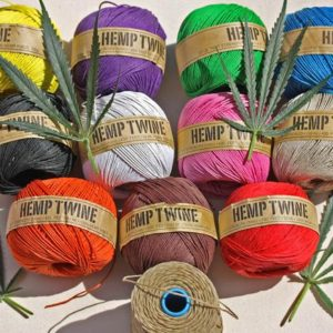 Shop Hemp Jewelry Making Supplies! 100% Organic Hemp Twine cord. Soft and flexible 1MM /24Lb BS. – (405ft)  130 Metre reel –   6 Strand | Shop jewelry making and beading supplies, tools & findings for DIY jewelry making and crafts. #jewelrymaking #diyjewelry #jewelrycrafts #jewelrysupplies #beading #affiliate #ad