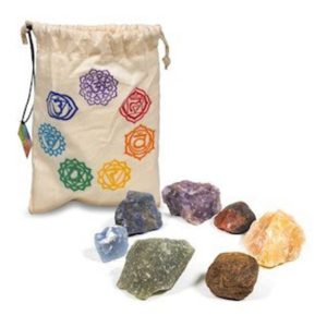 Shop Chakra Stone Sets! 7 Raw Stones Of Purified / Harmonized Chakras | Shop jewelry making and beading supplies, tools & findings for DIY jewelry making and crafts. #jewelrymaking #diyjewelry #jewelrycrafts #jewelrysupplies #beading #affiliate #ad
