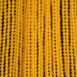 Shop Agate Chip & Nugget Beads! 2mm Gold Nugget Yellow Agate Gemstone Round Loose Beads 16 inch Full Strand (90113627-107 – 2mm C) | Natural genuine chip Agate beads for beading and jewelry making.  #jewelry #beads #beadedjewelry #diyjewelry #jewelrymaking #beadstore #beading #affiliate #ad