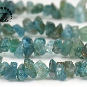 Shop Apatite Chip & Nugget Beads! Apatite,15 inch full strand Blue Apatite smooth chips beads,nugget beads,Freedom,Irregular beads 7-15mm   Natural genuine chip Apatite beads for beading and jewelry making.  #jewelry #beads #beadedjewelry #diyjewelry #jewelrymaking #beadstore #beading #affiliate #ad