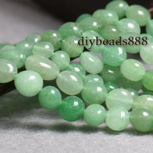 Shop Aventurine Chip & Nugget Beads! Aventurine,15 inch full strand Green Aventurine chip bead,nugget beads,diy beads,jewelry making,centre drilled beads 8-10mm | Natural genuine chip Aventurine beads for beading and jewelry making.  #jewelry #beads #beadedjewelry #diyjewelry #jewelrymaking #beadstore #beading #affiliate #ad