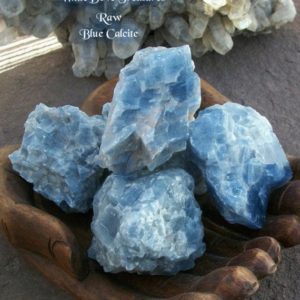 BLUE CALCITE CRYSTAL 2lbs Extra Large Blue Calcite Stone Raw Rough Chunky House Blessing Gift XLg Mineral Specimen, Calm Chakra Crystal | Natural genuine stones & crystals in various shapes & sizes. Buy raw cut, tumbled, or polished gemstones for making jewelry or crystal healing energy vibration raising reiki stones. #crystals #gemstones #crystalhealing #crystalsandgemstones #energyhealing #affiliate #ad