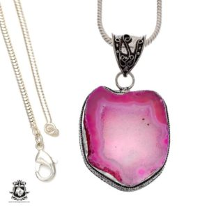 Shop Calcite Pendants! COBALTO CALCITE Druzy Drusy Pendant 4MM Italian Snake Chain V515   Natural genuine Calcite pendants. Buy crystal jewelry, handmade handcrafted artisan jewelry for women.  Unique handmade gift ideas. #jewelry #beadedpendants #beadedjewelry #gift #shopping #handmadejewelry #fashion #style #product #pendants #affiliate #ad