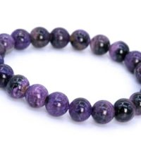 21 Pcs – 9mm Charoite Bracelet Grade A+ Genuine Natural Dark Purple Round Gemstone Beads (114860) | Natural genuine Gemstone jewelry. Buy crystal jewelry, handmade handcrafted artisan jewelry for women.  Unique handmade gift ideas. #jewelry #beadedjewelry #beadedjewelry #gift #shopping #handmadejewelry #fashion #style #product #jewelry #affiliate #ad
