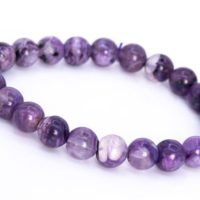 22 Pcs – 9mm Charoite Bracelet Grade A Genuine Natural Purple Round Gemstone Beads (114845) | Natural genuine Gemstone jewelry. Buy crystal jewelry, handmade handcrafted artisan jewelry for women.  Unique handmade gift ideas. #jewelry #beadedjewelry #beadedjewelry #gift #shopping #handmadejewelry #fashion #style #product #jewelry #affiliate #ad