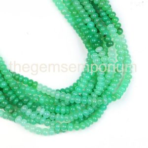 Shop Chrysoprase Rondelle Beads! Chrysoprase Smooth Rondelle Gemstone Beads, Chrysoprase Rondelle Beads, Chrysoprase Beads, Chrysoprase Plain Beads, Chrysoprase | Natural genuine rondelle Chrysoprase beads for beading and jewelry making.  #jewelry #beads #beadedjewelry #diyjewelry #jewelrymaking #beadstore #beading #affiliate #ad
