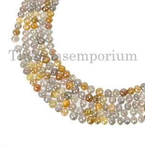 Shop Diamond Necklaces! Exclusive Rare Fancy Diamond Faceted Round Beads, Big Fancy Diamond Rondelle Beads, Natural Diamond Beads,AAA Quality Diamond Beads Necklace   Natural genuine Diamond necklaces. Buy crystal jewelry, handmade handcrafted artisan jewelry for women.  Unique handmade gift ideas. #jewelry #beadednecklaces #beadedjewelry #gift #shopping #handmadejewelry #fashion #style #product #necklaces #affiliate #ad