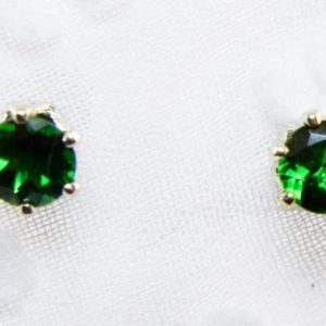 Shop Diopside Earrings! Chrome Diopside Earrings, Genuine Gemstones 5mm Round Studs, Set in 925 Sterling Silver Stud Earrings   Natural genuine Diopside earrings. Buy crystal jewelry, handmade handcrafted artisan jewelry for women.  Unique handmade gift ideas. #jewelry #beadedearrings #beadedjewelry #gift #shopping #handmadejewelry #fashion #style #product #earrings #affiliate #ad