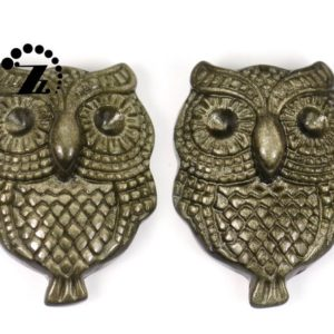Shop Golden Obsidian Pendants! Golden Obsidian Owl Pendant Charms,Owl beads for jewerlry making,Natural,gemstone,diy bead,Handcrafted,Grade AA,21x35mm,1 pc | Natural genuine Golden Obsidian pendants. Buy crystal jewelry, handmade handcrafted artisan jewelry for women.  Unique handmade gift ideas. #jewelry #beadedpendants #beadedjewelry #gift #shopping #handmadejewelry #fashion #style #product #pendants #affiliate #ad