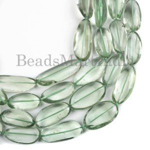 Shop Green Amethyst Beads! Green Amethyst Smooth Nugget Shape Gemstone Beads, Green Amethyst Plain Nugget Beads, Green Amethyst Big Size Beads, Amethyst Gemstone | Natural genuine chip Green Amethyst beads for beading and jewelry making.  #jewelry #beads #beadedjewelry #diyjewelry #jewelrymaking #beadstore #beading #affiliate #ad