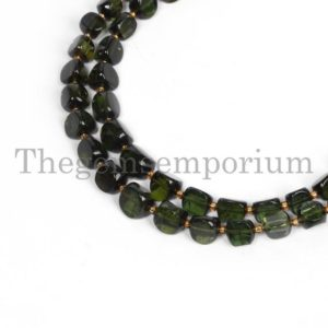 Shop Green Tourmaline Beads! High Quality Green Tourmaline Plain Fancy Shape Beads, Tourmaline Fancy Beads, Green Tourmaline Smooth Beads, Green Tourmaline Beads, | Natural genuine other-shape Green Tourmaline beads for beading and jewelry making.  #jewelry #beads #beadedjewelry #diyjewelry #jewelrymaking #beadstore #beading #affiliate #ad