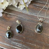 Hematite Crystal Necklace   Natural genuine Gemstone jewelry. Buy crystal jewelry, handmade handcrafted artisan jewelry for women.  Unique handmade gift ideas. #jewelry #beadedjewelry #beadedjewelry #gift #shopping #handmadejewelry #fashion #style #product #jewelry #affiliate #ad