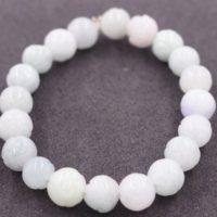 Natural Lotus Jade Beads Bracelet, size 10mm Beads Bracelet, wholesale Beaded Bracelets Supply, gift Jewelry Bracelets.   Natural genuine Gemstone jewelry. Buy crystal jewelry, handmade handcrafted artisan jewelry for women.  Unique handmade gift ideas. #jewelry #beadedjewelry #beadedjewelry #gift #shopping #handmadejewelry #fashion #style #product #jewelry #affiliate #ad