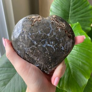 Shop Jasper Shapes! Ibis Jasper Heart | Natural genuine stones & crystals in various shapes & sizes. Buy raw cut, tumbled, or polished gemstones for making jewelry or crystal healing energy vibration raising reiki stones. #crystals #gemstones #crystalhealing #crystalsandgemstones #energyhealing #affiliate #ad