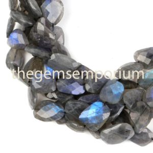 Shop Labradorite Chip & Nugget Beads! Labradorite Faceted Flat Nugget Beads,Labradorite Faceted Nugget Gemstone Beads,AA Quality Beads,Labradorite Nuggets,Wholesale Beads | Natural genuine chip Labradorite beads for beading and jewelry making.  #jewelry #beads #beadedjewelry #diyjewelry #jewelrymaking #beadstore #beading #affiliate #ad