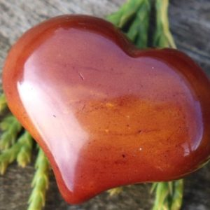 Shop Mookaite Jasper Shapes! Mookaite Puffy Heart Pocket, Worry Healing Stone with Positive Healing Energy! | Natural genuine stones & crystals in various shapes & sizes. Buy raw cut, tumbled, or polished gemstones for making jewelry or crystal healing energy vibration raising reiki stones. #crystals #gemstones #crystalhealing #crystalsandgemstones #energyhealing #affiliate #ad
