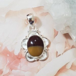 Shop Mookaite Jasper Necklaces! Mookaite Pendant, Solid 925 Sterling Silver, Mookaite Jewelry, Handmade, Mookaite Jasper, Necklace Pendant, Unique Pendant, Gift for Her | Natural genuine Mookaite Jasper necklaces. Buy crystal jewelry, handmade handcrafted artisan jewelry for women.  Unique handmade gift ideas. #jewelry #beadednecklaces #beadedjewelry #gift #shopping #handmadejewelry #fashion #style #product #necklaces #affiliate #ad