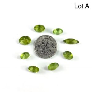 Shop Peridot Stones & Crystals! Faceted Peridot Lots // Peridot Cabochon // Gems // Cabochons // Jewelry Making Supplies / Village Silversmith | Natural genuine stones & crystals in various shapes & sizes. Buy raw cut, tumbled, or polished gemstones for making jewelry or crystal healing energy vibration raising reiki stones. #crystals #gemstones #crystalhealing #crystalsandgemstones #energyhealing #affiliate #ad