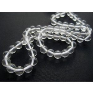 Shop Quartz Crystal Rondelle Beads! 5 Strands Wholesale Quartz Crystal Rondelles – 5 mm Plain White Rondelles 15 Inch Strand,SKU-WS258 | Natural genuine rondelle Quartz beads for beading and jewelry making.  #jewelry #beads #beadedjewelry #diyjewelry #jewelrymaking #beadstore #beading #affiliate #ad