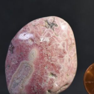 Shop Rhodochrosite Shapes! Rhodochrosite Polished Gem Pebble Specimen Tumbled Stone Argentina | Natural genuine stones & crystals in various shapes & sizes. Buy raw cut, tumbled, or polished gemstones for making jewelry or crystal healing energy vibration raising reiki stones. #crystals #gemstones #crystalhealing #crystalsandgemstones #energyhealing #affiliate #ad