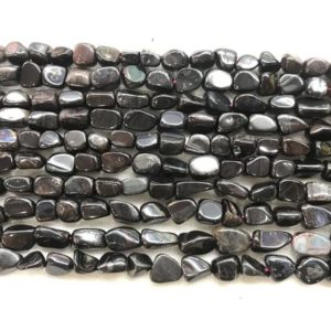 Natural Sugilite 7-9mm Nuggets Genuine Gemstone Loose Beads 15 inch Jewelry Supply Bracelet Necklace Material Support Wholesale | Natural genuine chip Sugilite beads for beading and jewelry making.  #jewelry #beads #beadedjewelry #diyjewelry #jewelrymaking #beadstore #beading #affiliate #ad