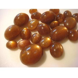 Shop Sunstone Cabochons! 20 Pieces Huge 13mm To 18mm Each Sunstone Smooth Loose Cabochons GFJ | Natural genuine stones & crystals in various shapes & sizes. Buy raw cut, tumbled, or polished gemstones for making jewelry or crystal healing energy vibration raising reiki stones. #crystals #gemstones #crystalhealing #crystalsandgemstones #energyhealing #affiliate #ad